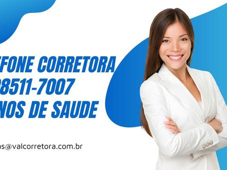 Telefone 71-4102-6330 Corretora Planos de Saude