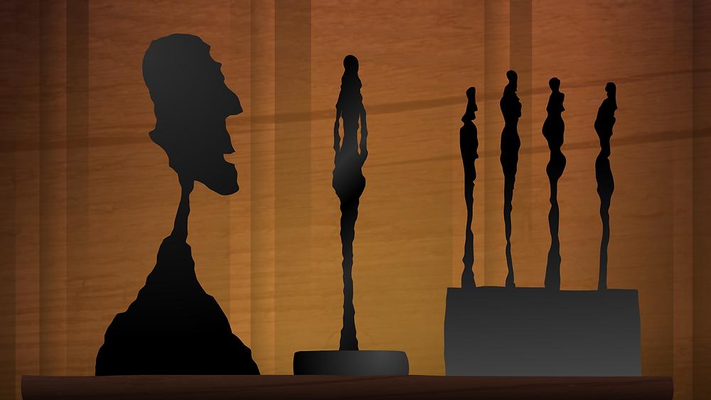 Helevticus saison 1 épisode 23 / Alberto Giacometti
