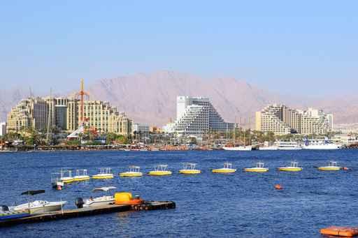 salles de réception d'Eilat