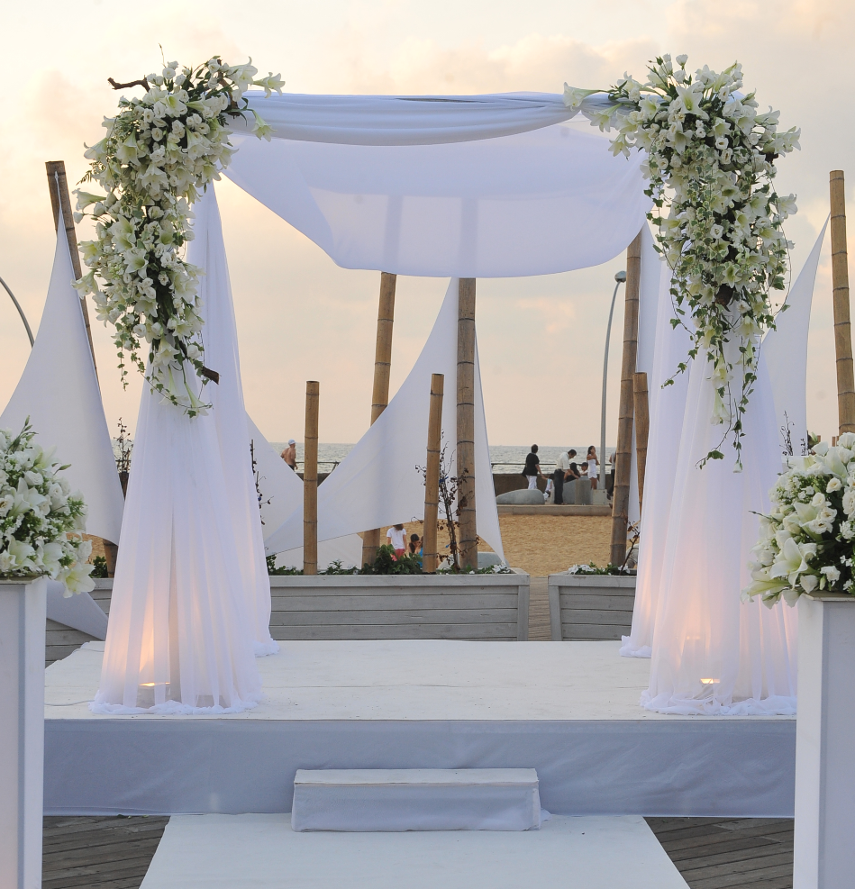wedding planner à Eilat