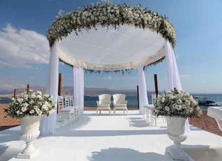 Mariage à Eilat ou à Tel-Aviv?