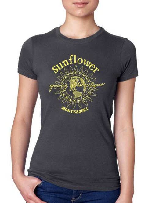 Women's Sunflower T Shirt