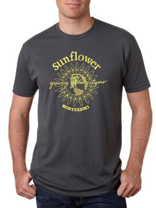 Men's Sunflower T Shirt