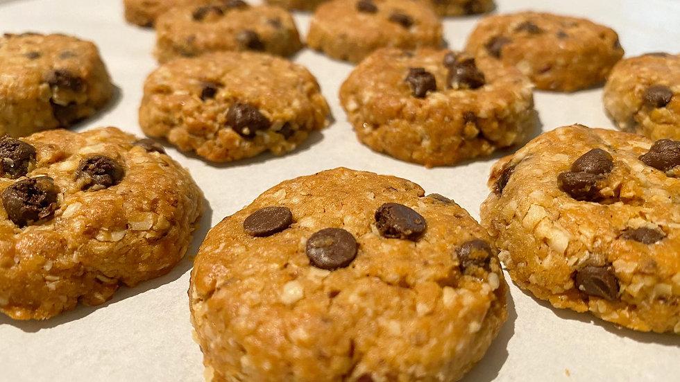 Organic Lactation Cookies (Chocolate Chip)