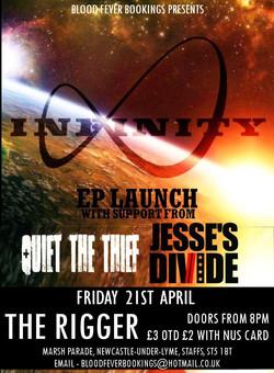infinity album launch.jpgST