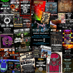all gigs 2017