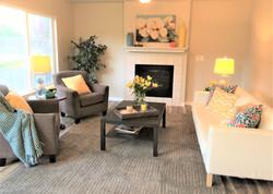 Living room by Jodi Maturo Design