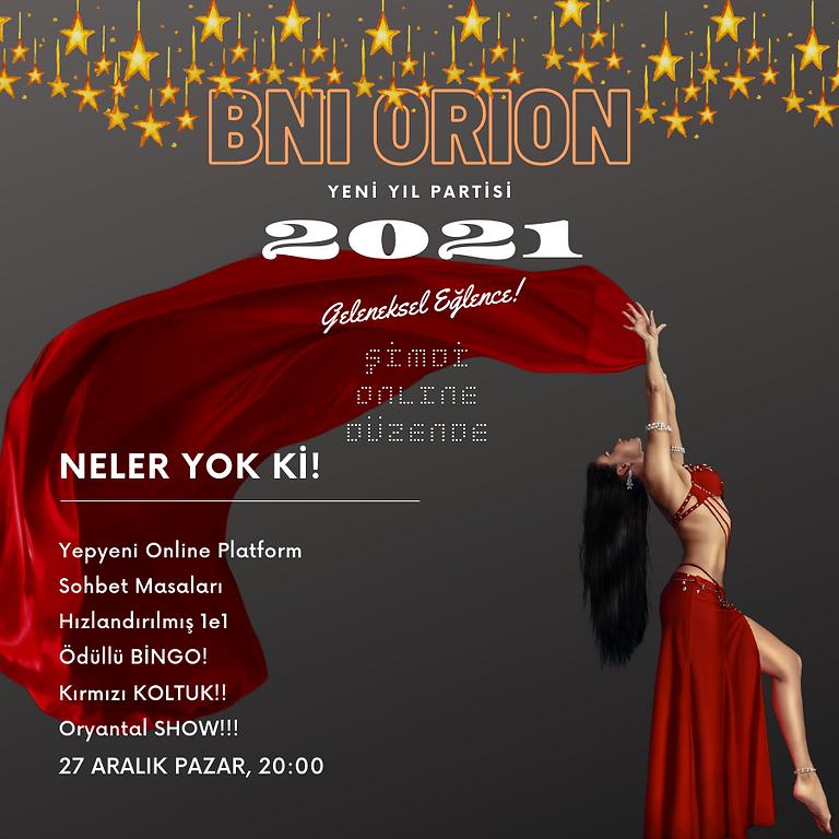 BNI Orion Yeni Yıl Partisi