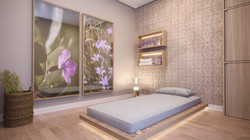Spazio Viver, em SP | Sala de Massagem