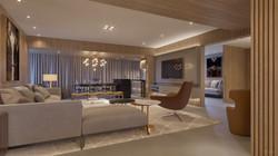 Sala Estar / Gourmet / Home