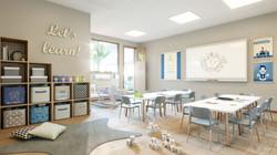 Gurilândia | Sala de aula