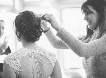 Bridal Hair Booking FAQ's