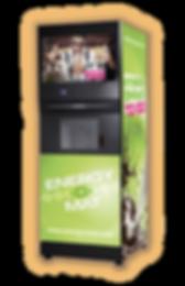 ENERGY-O-MAT von BodyConvert | Der Automat