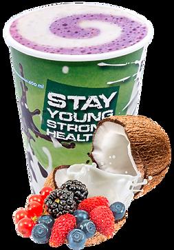 ENERGY-O-MAT | Proteinshake, Eiweissshake – Die zeitgemäße Variante der Zwischenmahlzeit | Speziell für den ENERGY-O-MAT entwickelte Rezeptur