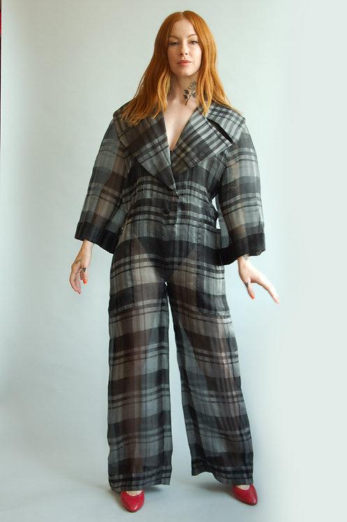 Custom Sheer Jumpsuit