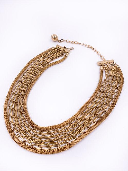 Kramer Multichain Necklace