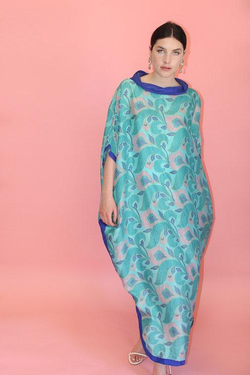 Raksha of London Silk Caftan