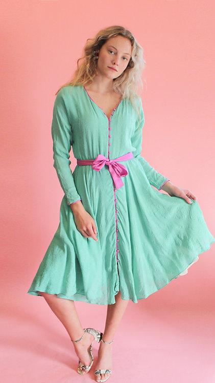 Judy Hornby Silk Dress