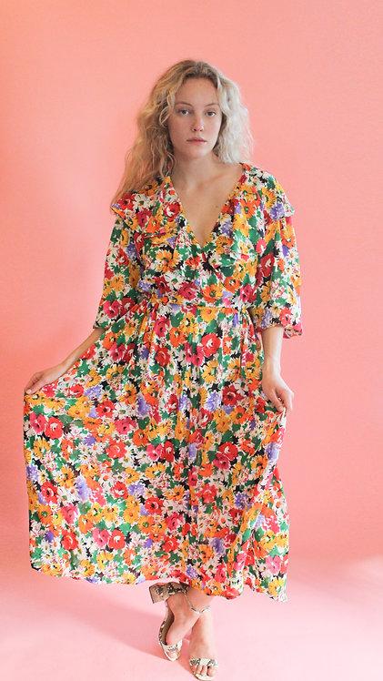 Jaeger Floral Dress