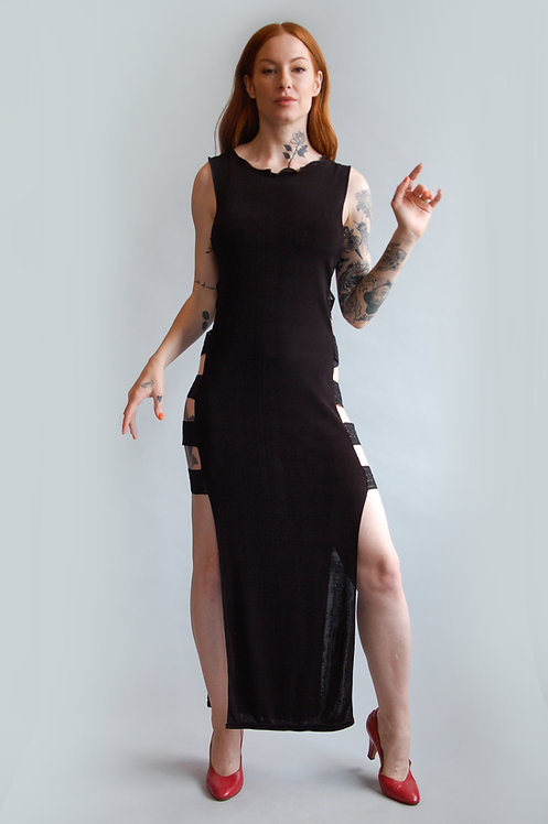 Tunic Bondage Style Vintage Dress