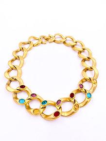Napier Gold Necklace