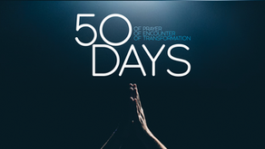 50 DAYS, DAY 29 (MAR 17)