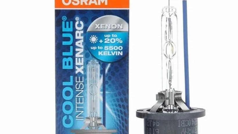 Foco Xenon Oem D2s Osram Cool Blue 35w 5500 Kelvin Xenarc