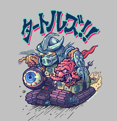 Shred Fink - T-Shirt