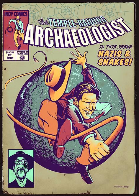 Indy Comics - Print