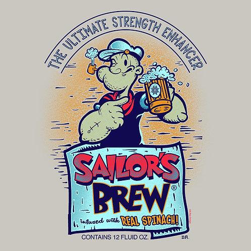 Sailor's Brew - T-Shirt