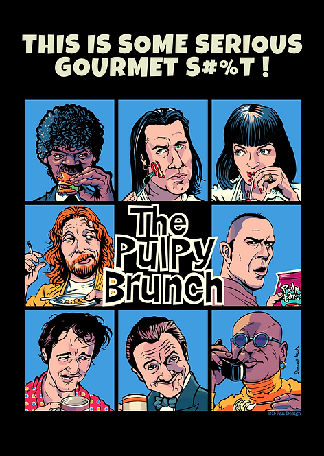 Pulpy Brunch - Print