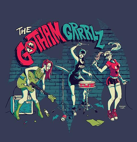 Gotham Grrrlz -T-Shirt