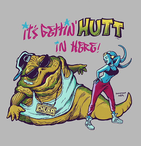Hutt in Here - T-Shirt