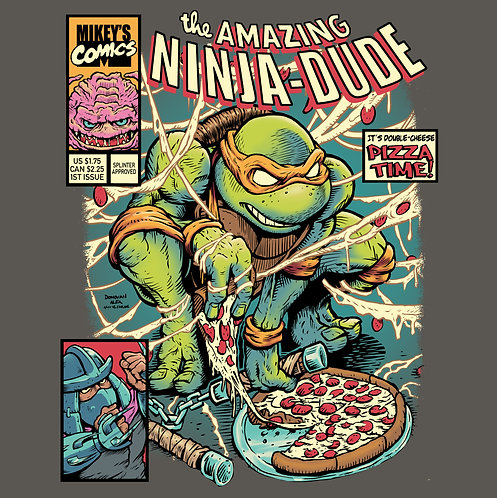 Amazing Ninja Dude - T-Shirt