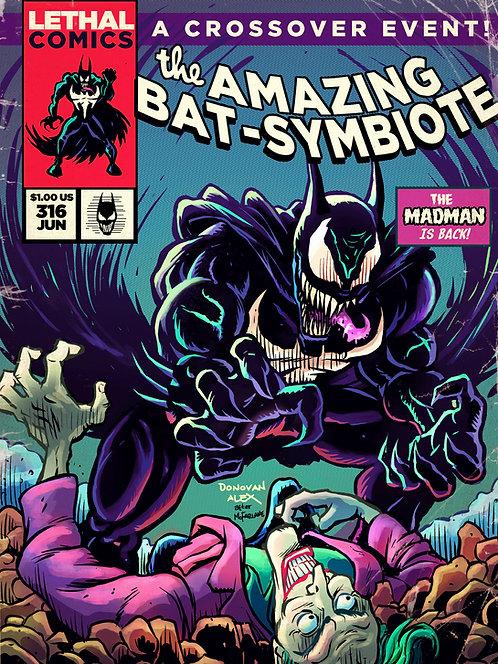 Bat-Symbiote - Print
