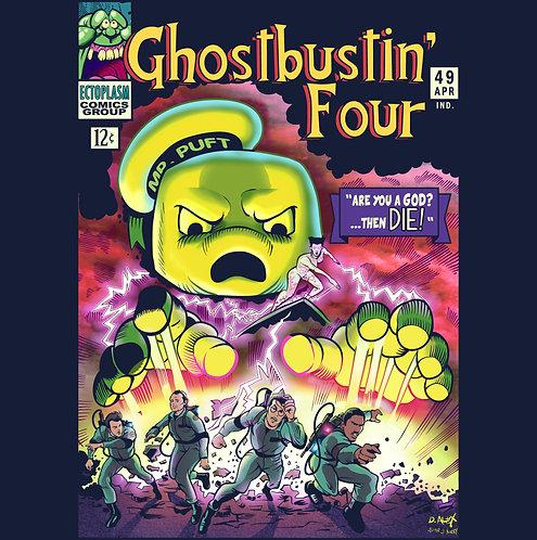 Ghostbustin Four - T-Shirt