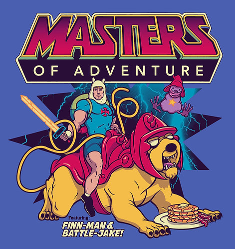 Masters of Adventure - T-Shirt