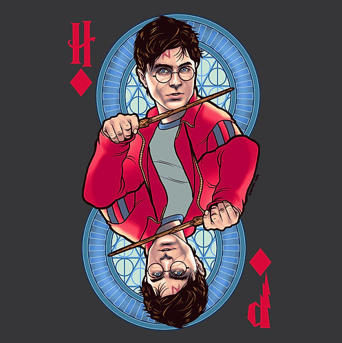 Potter of Diamonds - T-Shirt