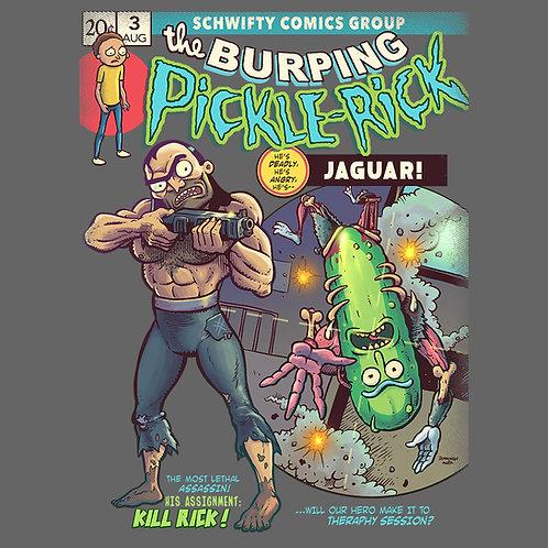 Amazing Pickle-Rick - T-Shirt