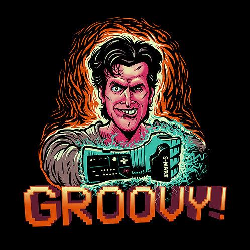 Groovy Glove - T-Shirt