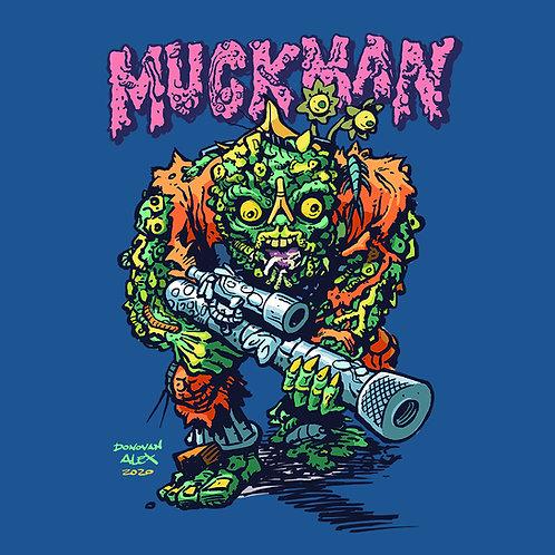 Muckman - T-Shirt