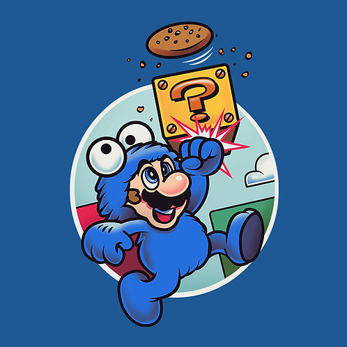 Super Cookie Bros - T-Shirt