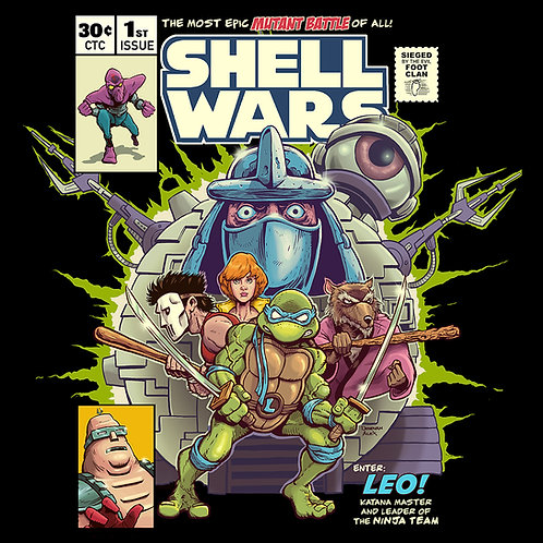 Shell Wars - T-Shirt