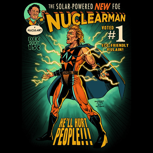 Nuclearman #1