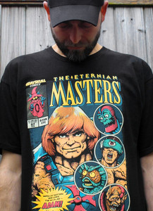 THE ETERNIAN MASTERS