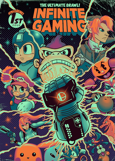 Infinite Gaming - Print
