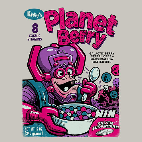 Planet Berry - T-Shirt