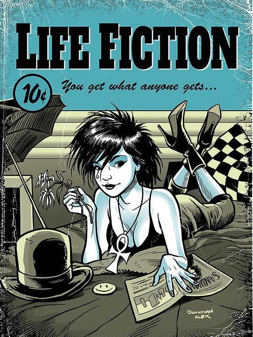 Life Fiction - Print
