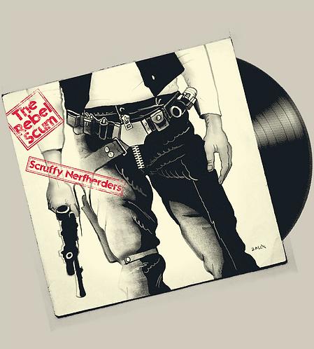 Rebel Scum Sticky Tunes - T-Shirt