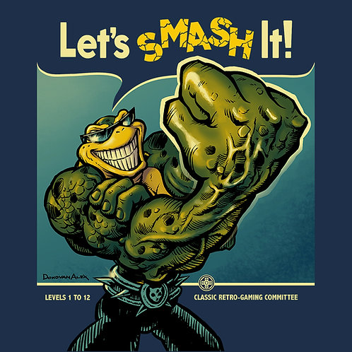 Rash Can Smash - T-Shirt
